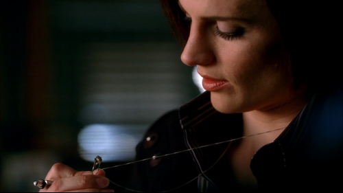 ...and this is for the life that I lost. Castle