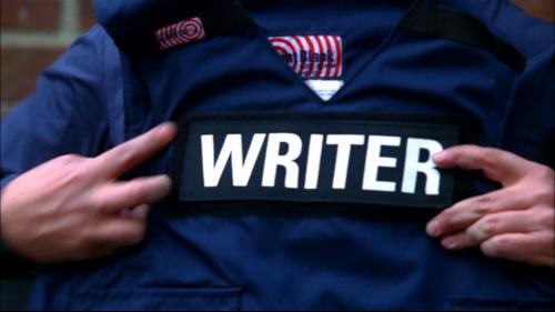 Writer vest Castle