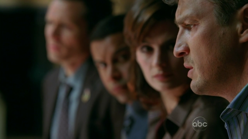 Could it be that easy? You take mine. I'll take yours. Castle