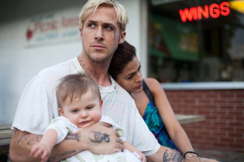 The place beyond the pines Ryan Gosling Come un tuono